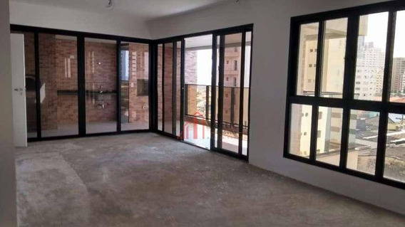 Apartamento Com 4 Dormitórios À Venda, 186 M² Por R$ 1.900.000,00 - Jardim Anália Franco - São Paulo/sp - Ap6172