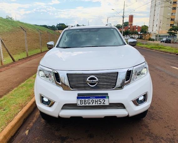 Nissan Frontier Le, Diesel, Motor 2.3 Bi-turbo, Top Delinha.