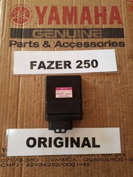 Módulo De Injeção Yamaha Fazer 250 Flex Cód 44c-10 Original