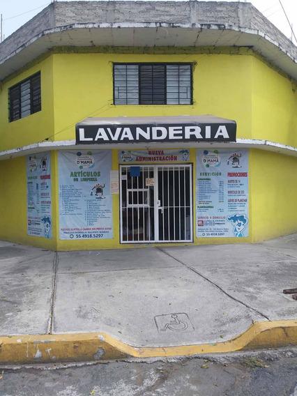 Traspaso Lavandería Col. Romero Rubio