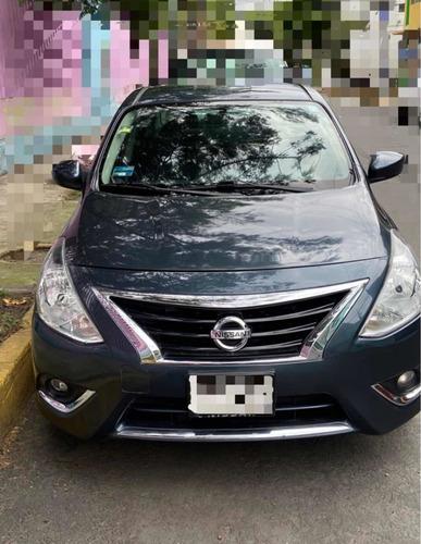 Imagen 1 de 9 de Nissan Versa 1.6 Advance Mt 2016