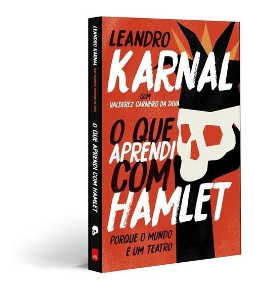 Livro O Que Aprendi Com Hamlet