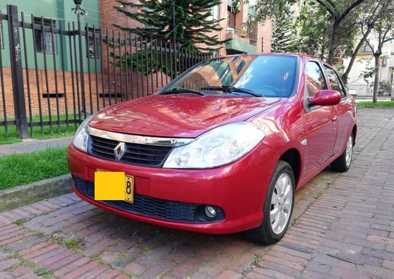 Lindo Renault Symbol 2 Luxe - Full Equipo - 2012