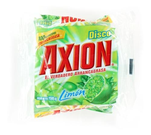 Jabon Lavaplatos Crema Disco Axion *150gr