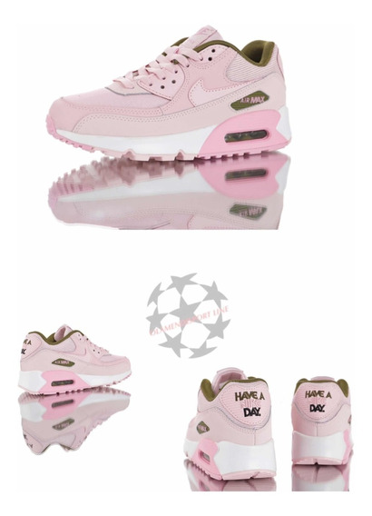 Airmax 90 Wmns Have A Nike Day Pink