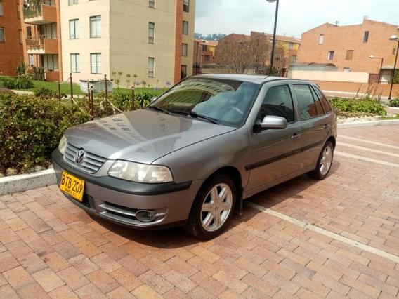 Volkswagen Gol Cc 1.8 5ptas Fe 2006