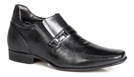 Sapato Rafarillo Office Alth Você+alto 7cm 53001 Couro