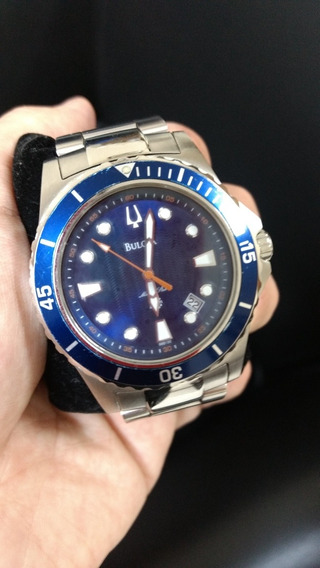 Relógio Bulova Marine Star Wb31023f