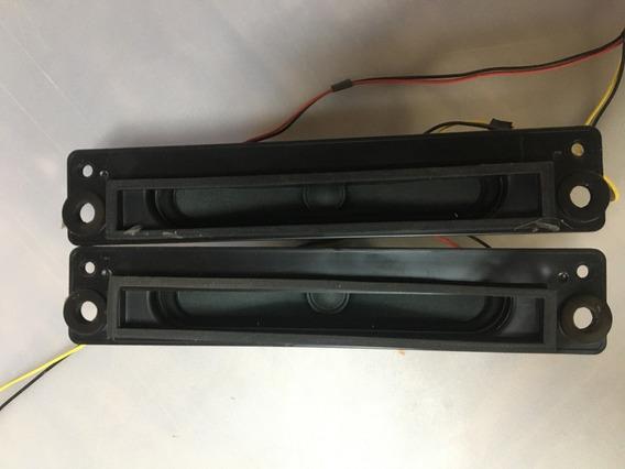 Auto Falantes Flets E Botoes Tv Semp Toshiba Lc3243w
