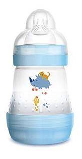 Mamadeira Mam First Bottle 160 Ml Menino Azul (0m+) 4661