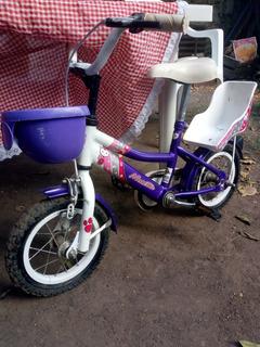 Bicicleta Musseta Niña.. Excelente Estado