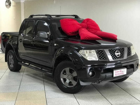 Nissan Frontier Sel Cd 4x4 2.5 Tb Dd Aut