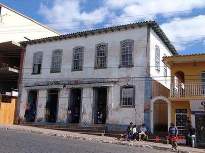Casa Com 5 Quartos Para Comprar No Centro Em Entre Rios De Minas/mg - 2107