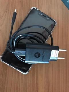 Celular Motorola One 64gb, 4ram, Dual Sim, Usado.