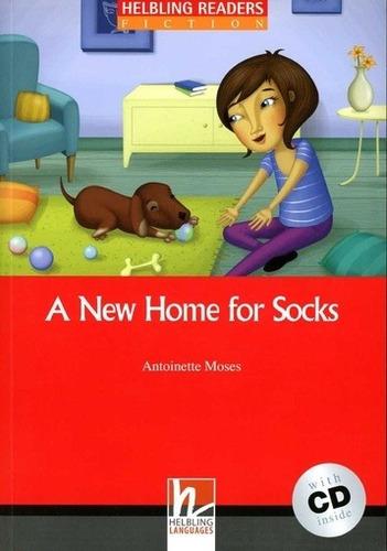 A New Home For Socks - W/cd - Moses Antoinette
