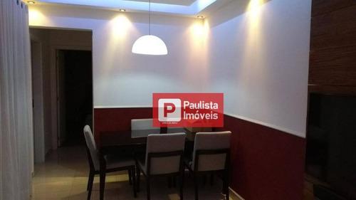 Apartamento Com 2 Dormitórios À Venda, 75 M² - Condomínio Stark - Alto Da Boa Vista - São Paulo/sp - Ap22363