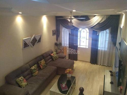 Imagem 1 de 27 de Sobrado Com 4 Dormitórios À Venda, 226 M² Por R$ 495.000,00 - Ermelino Matarazzo - São Paulo/sp - So0545