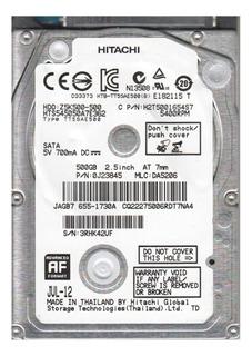 Disco duro interno Hitachi Travelstar Z5K500 HTS545050A7E362 500GB