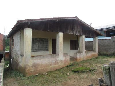 Casa Próximo Ao Asfalto P/moradia/referencia: 04572