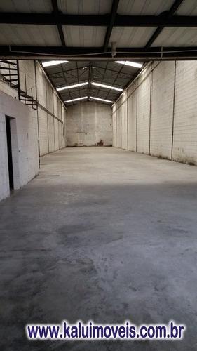 Vila Palmares - Galpão Com 700m² De Construção - 60741