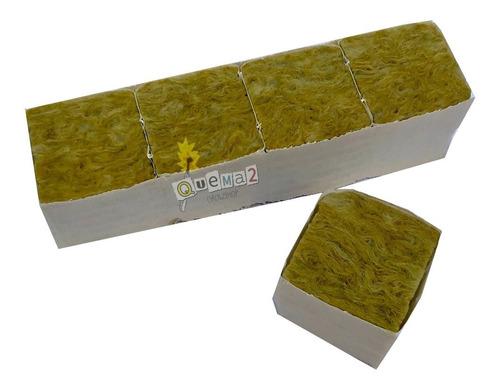 Lana De Roca Germinacion Indoor Cultilene 4x4#quema2grow