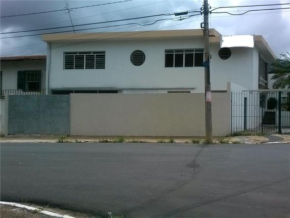 Casa Comercial À Venda, Vila Industrial, Campinas. - Ca5613