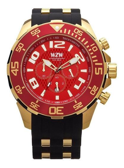 Relógio De Pulso Wzw Sport 7226
