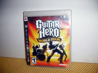 Guitar Hero World Tour Para Ps3 (04)