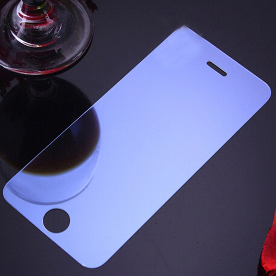 Protetor Tela Filme Vidro Temperado Para iPhone 7/8, Azul