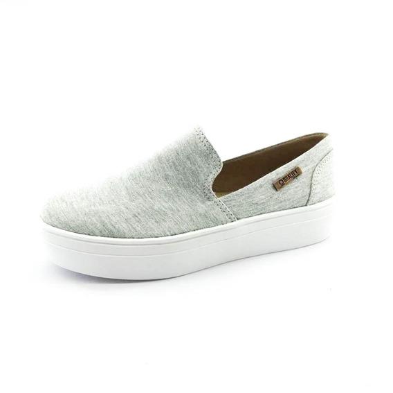 Tênis Flatform Quality Shoes Feminino 004 Mescla