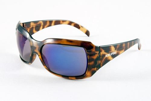 Oculos Segurança Ibiza Azul Espelhado - Kalipso