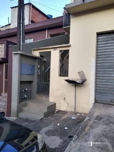 Casa Com 3 Dormitórios Para Alugar, 50 M² Por R$ 1.000,00/mês - Jardim Santa Clara - Embu Das Artes/sp - Ca0694