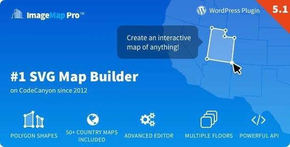 Image Map Pro For Wordpress Plugin