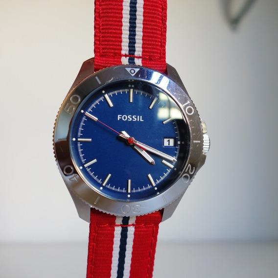 Relógio Fossil Am4479 Original 100m
