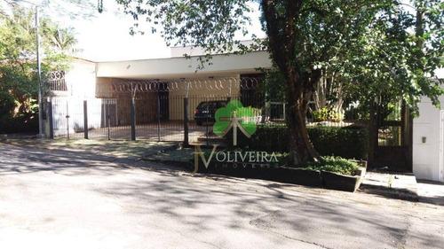 Imagem 1 de 1 de Casa, 800 M² - Venda Por R$ 3.500.000,00 Ou Aluguel Por R$ 15.000,00/mês - Jardim Guedala - São Paulo/sp - Ca0215