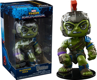 Hulk Gladiador De Thor Ragnarok Marvel Wobblers Nuevo 2018