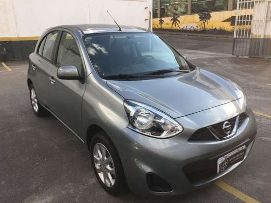 Nissan March 1.0 Sv Manual Flex 2017/2018