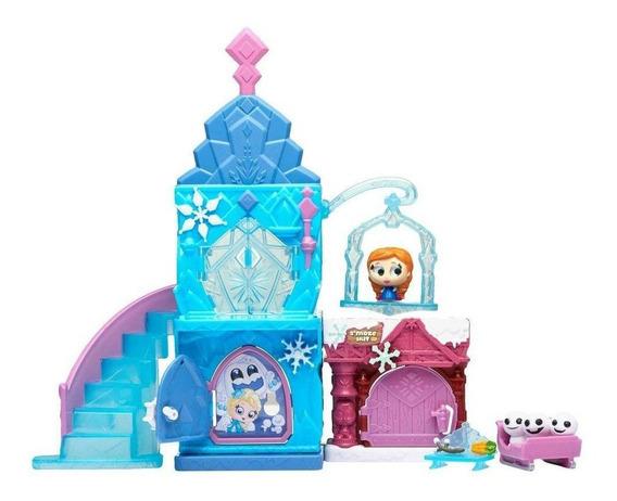 Disney Doorables Playset Frozen Castelo