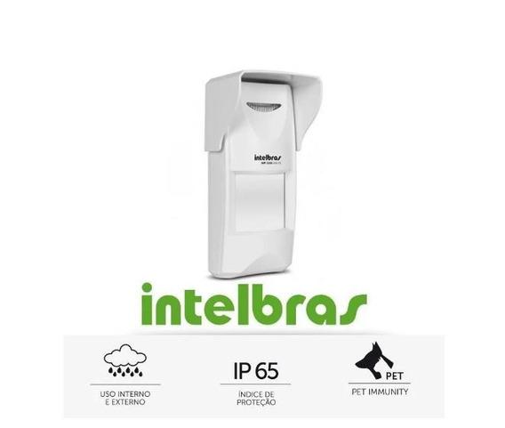 Sensor Infravermelho Passivo Ivp Com Fio - 3000 Mw Ex