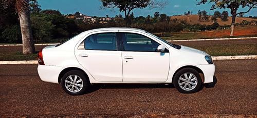 Toyota Etios Sedan Xls 1.5 16v Automático