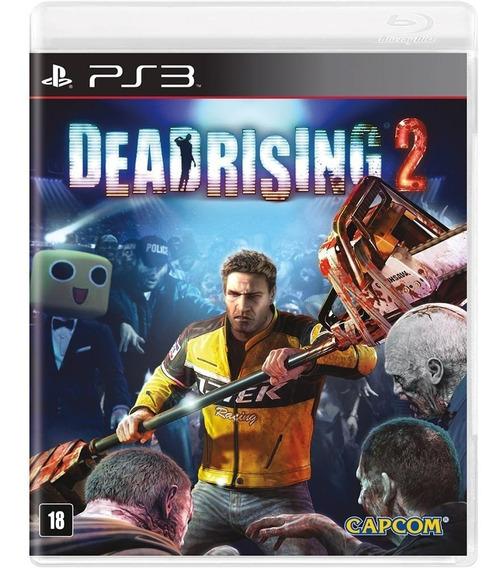 Dead Rising 2 Ps3 Jogo Novo Original Lacrado Mídia Física