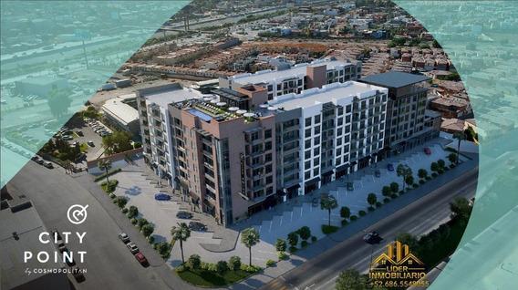 City Point: Residencias En Zona De Crecimiento, Río Tijuana 3ra, 2 Recamaras