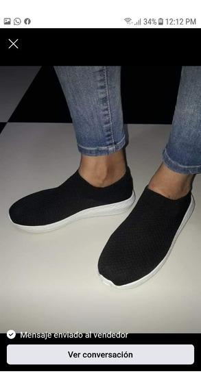 Zapatillas Urbanas Elastizadas Hombre Mujer.
