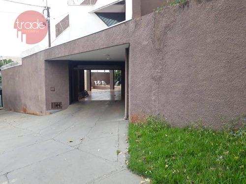 Casa Com 4 Dormitórios Para Alugar, 617 M² - Jardim Sumaré - Ribeirão Preto/sp - Ca3148