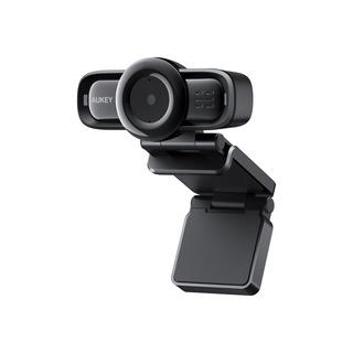 Aukey Webcam 1080p Full Hd Con Enfoque Automático, Micróf
