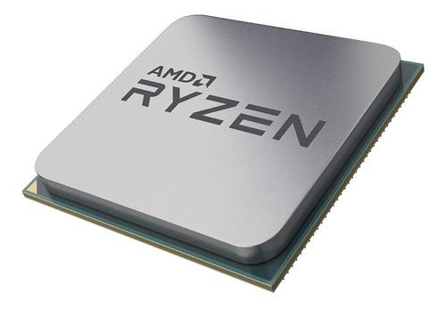 Imagem 1 de 4 de Processador Cpu Amd Ryzen 5 3600 - Oem Sem Cooler Box Novo