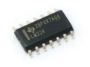 Lm324dg Smd Amplificador Sop-14
