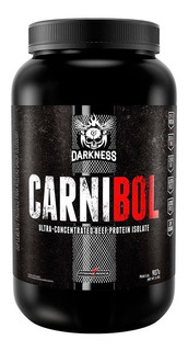 Carnibol 907g Darkness Integralmedica + Coqueteleira