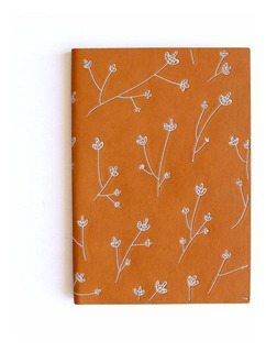 , Softcover Layflat Journal, . X . Writing Notebook Wit...