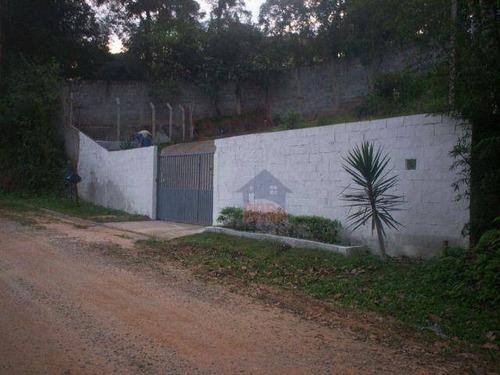 Chácara Residencial À Venda, Pirucaia, Mairiporã. - Ch0034